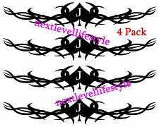"4 Pack 10"" QOS Jack Of Spades TRAMP STAMP Temporary Tattoos BBC Cuckold Tattoo"