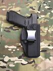 Black Kydex IWB Holster for Glock 17 22 31