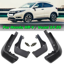 For Honda HR-V HRV 2015 2016 2017 2018 Mudflaps Mud Flaps Splash Guard Mudguards