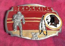 WASHINGTON REDSKINS PLAYER BELT BUCKLE NFL BUCKLES NEW