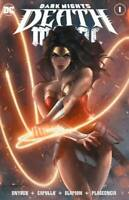 🔥 Dark Nights Death Metal #1 Jeehyung Lee Trade Dress Variant Wonder Woman!