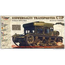 * Universal Transport Tractor, Russian Version Scale 1:72 Mirage 72893 C7P