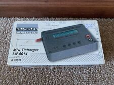Multiplex MULTIcharger LN-5014 for LiPo and NiMH - in Excellent Condition