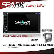 SP GPS DVD SAT NAV IPOD BLUETOOTH NAVIGATION FOR HOLDEN VE COMMODORE 2006-2011