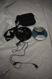 2 Portable Cd Players Philips & Asda