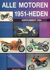 ALLE MOTOREN 1951 - HEDEN SUPPLEMENT 1994 - Ruud Vos