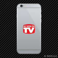 As Seen On Tv Cell Phone Sticker Mobile Die Cut jdm euro #2