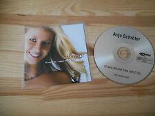 CD Schlager Anja Schröter - Ich wein Dir keine Träne nach (1 Song) MCD PALM REC