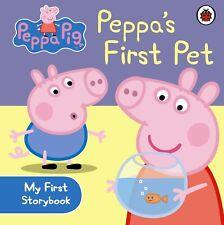 Peppa Pig Peppa's First Pet Book