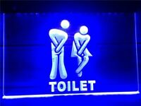 Funny Toilet Entrance LED Neon Sign LED For Pub Bar Restaurant Home Decor Gift