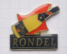 RONDEL / FLASCHE / SEKT / WEIN    ............ Getränke Pin (124a)