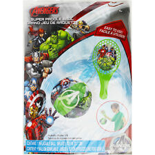 What Kids Want Inflatable Super Paddle Ball Marvel Avengers Green