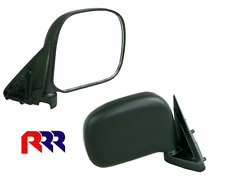 FOR TOYOTA HIACE RZH 89-05 DOOR MIRROR, MANUAL, BLACK - DRIVER SIDE