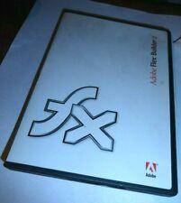 Adobe Flex Builder 2(Retail) for Windows AND MAC