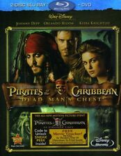 Pirates of the Caribbean: Dead Man's Chest [New Blu-ray] With DVD