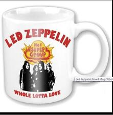 Led Zeppelin Coffee Cup Coffee Cup,Souvenir Cup,Official License Product, New