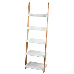 Home Style 5 Tier Shelves Storage Rack Wall Mount Racking Shelving Indoor Unit