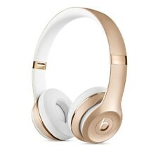 Beats by Dre solo 3 Bluetooth sans fil Casque Or-Neuf