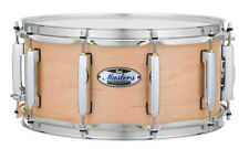 Pearl Masters Maple Complete Snare Drum 14x6.5 Satin Natural Burst - MCT1465S/C3
