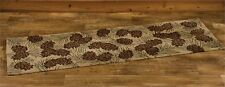 """COUNTRY WALK IN THE WOODS HAND HOOKED 24"""" x 72"""" AREA RUG. RUG by PARK DESIGNS"""