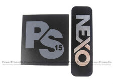 NEXO PS15 Logo Badge