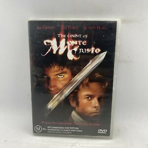 The Count Of Monte Cristo DVD Free Postage AU Seller