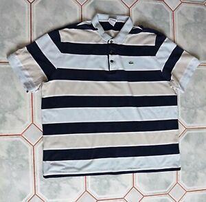Lacoste polo shirt men's  size 9  3XL  4XL