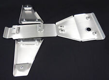 YAMAHA RAPTOR 125 FULL FRAME & A-ARM SKID PLATE SET .125 THICK/ RAPTOR 250 SKIDS