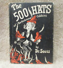 The 500 Hats of Bartholomew Cubbins - Dr. Seuss 1938 Hardcover Book Club Edition