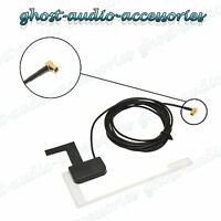 Glass Mount Active DAB Digital Replacement Car Radio Aerial Antenna for Sony