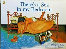 There's A Sea In My Bedroom, Kid's Mini Book Collection,By Margaret Wild, VG~PB