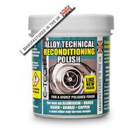 E-Tech Technical Metal Polish, Chrome Cleaner, Aluminium, Stainless Steel, Brass