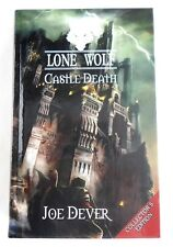 Brand New Lone Wolf #7: Castle Death Hardcover Collectors Edition Joe Dever