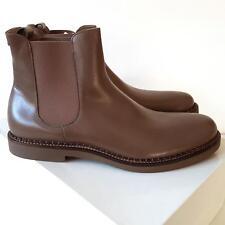 CALVIN KLEIN Collection BEATLES tg EU 45 stivaletti scarpe uomo pelle SCONTO 75%