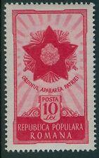 Rumänien 1951 Mi.1275 ** Orden der Landesverteidigung