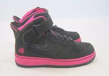 GIRLS AJF 6 (GS) 343058 001- 2008 -black-vivid pink  Size 4Y