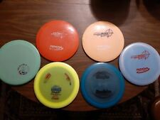 USED 6 disc golf lot Discraft Innova Dynamic Legacy Prodigy DGA