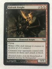 Kulrath Knight Shadowmoor PLD Black Red Uncommon MAGIC MTG CARD ABUGames