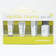 Dermalogica MediBac Clearing Skin Kit! 4 Piece Set! NEW in Box! FAST SHIPPING!