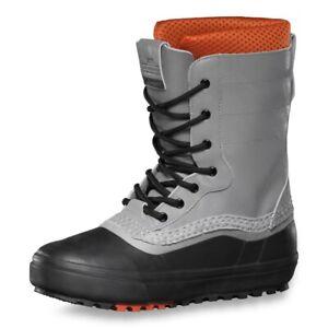 VANS - Standard MTE | 2021 - Men's Snow Boots | Sam Taxwood - Gray / Black