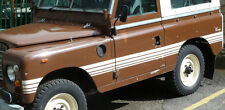 Land Rover Series 3 88 Station Wagon County Decal Stripes Sticker Set
