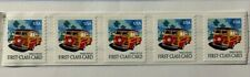 WOODY Wagon First Class 15 cent MNH Scott's #3522 Coil of Five