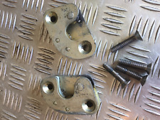 PORSCHE 911 964 993 'B' POST STRIKERS FACTORY WITH BOLTS AND GASKETS