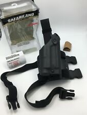 Safariland 6004 Sls Tactical Stx Rig Rh Leg Holster For Sig P229r Dak With Light
