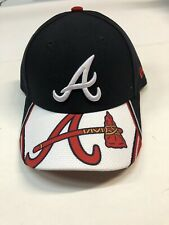 Atlanta Braves MLB New Era 9 Forty Youth Adjustable Hat