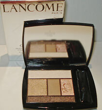 Lancome Color Design Eye Brightening 5 Shadow & Liner Palette 102 Kissed By Gold