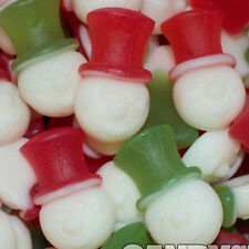 Christmas Sweets Jelly Snowmen Gums 200g Xmas Candy