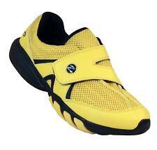 Zeko Lightweight Fishing, Boating, Outdoor and Athletic Drainable Yellow Shoe