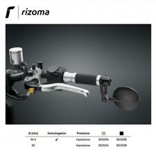 Rizoma SPY ARM 94.5mm Omo Specchietto biposizione Specchio retrovisore univ nero