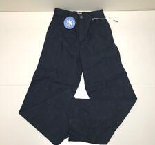 Charabia Boys Kids New BLUE LINEN DRESS PANTS TROUSERS Sz: 8 RTL: $115 Q867